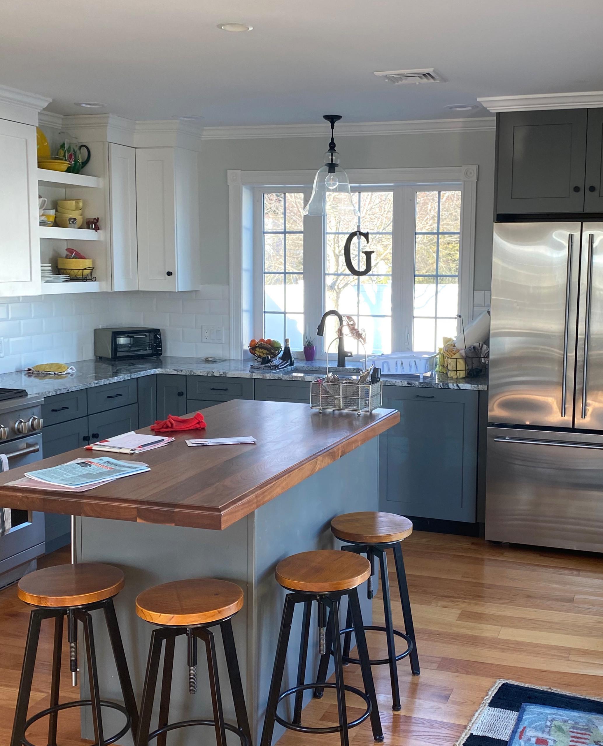 2018 Kitchen Remodel