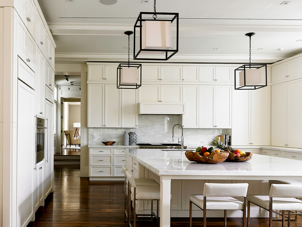 2020 8th St South, Naples - Transitional - Kitchen - Miami ...