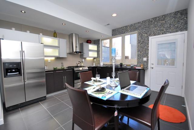 20XX Brown Street contemporary-kitchen