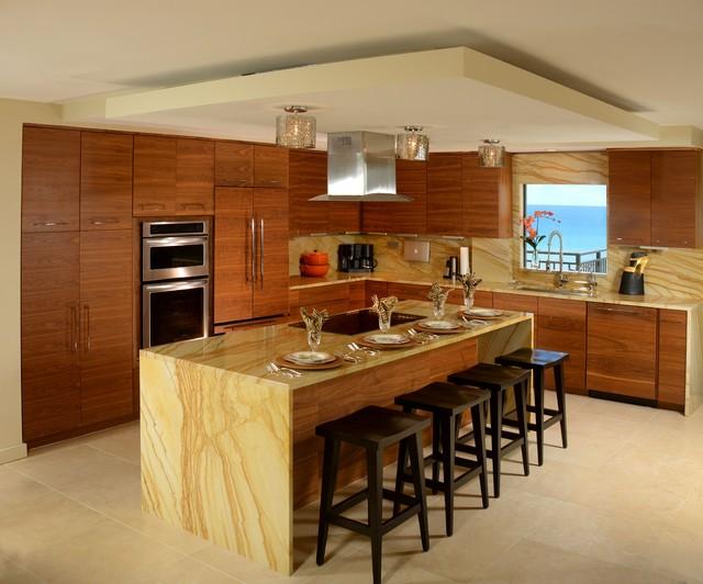 ... Contemporary - Kitchen - Orlando - by Interior Design Associates, Inc