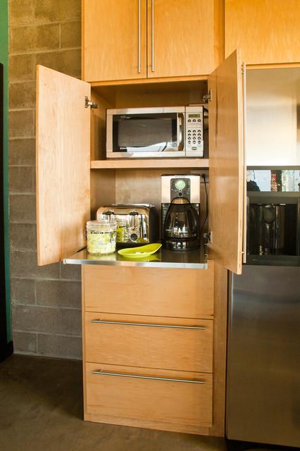 2102 Modern Kitchen Dallas by Modern Craft