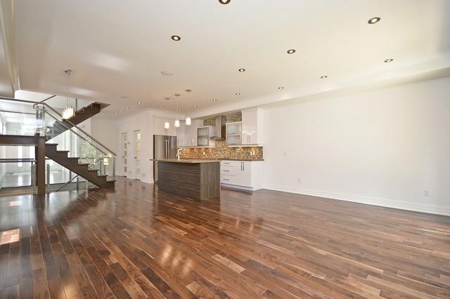 211 Carleton Ave. Semi-Detached modern-kitchen