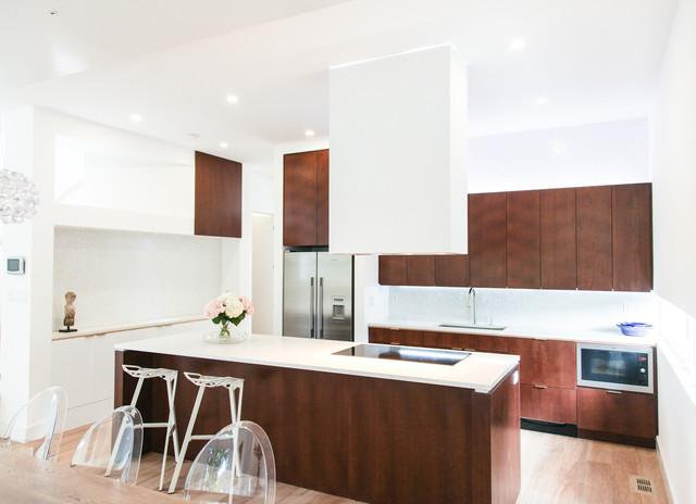 211a Melrose Contemporary Kitchen Ottawa By Surface Developments