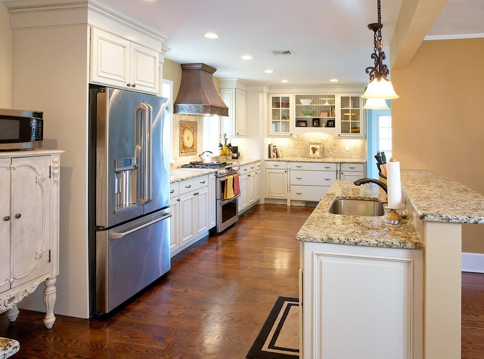 22 Brunswick rd., Cedar Grove - Mediterranean - Kitchen ...