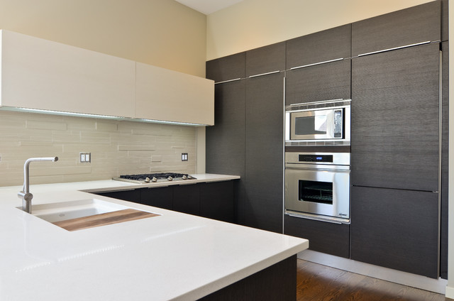 2207 W Chicago Avenue contemporary-kitchen