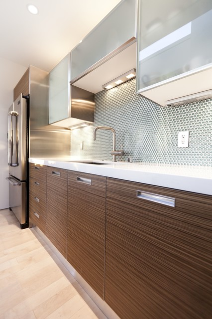 22nd Lower Modern Kitchen San Francisco By