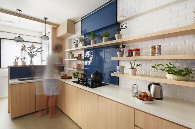236 Kitchen contemporary-koek