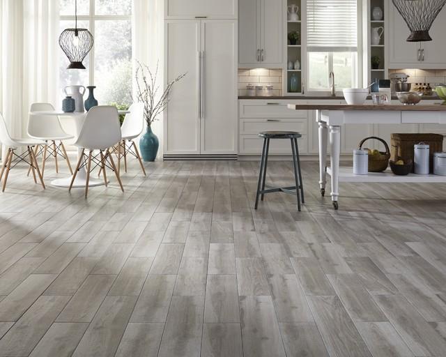 24 Quot X 6 Quot Himba Gray High Definition Porcelain Flooring