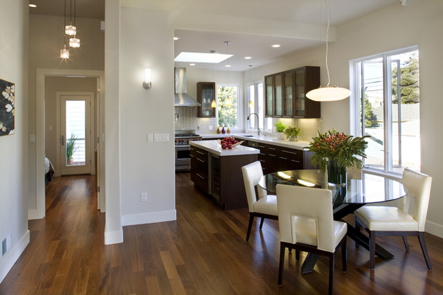 24th St. contemporary-kitchen