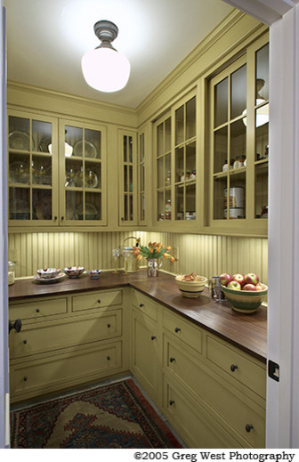 25th Anniversary This Old House Carlisle Farmhouse Kitchen Boston By K Marshall Design Inc