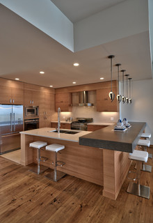 27 Bridge Lake Dr. - Contemporary - Kitchen - Other - by Maric Homes