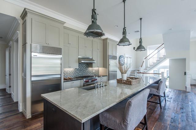 277 Western Lake beach-style-kitchen