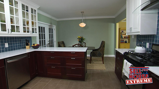 3 Day Blinds on Sell This House: Extreme- Atlanta traditional-kitchen