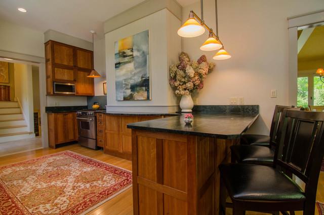 3 Julie Anne Lane, Cape Elizabeth, Maine - Traditional - Kitchen - portland maine - by Corki ...