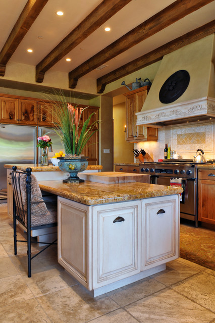 3. Rancho Retreat traditional-kitchen