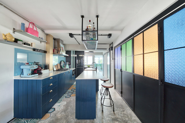 3 Room Hdb Flats With Flexible Layouts Houzz
