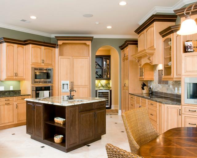 30 lancaster blvd contemporary kitchen atlanta by for F kitchen lancaster