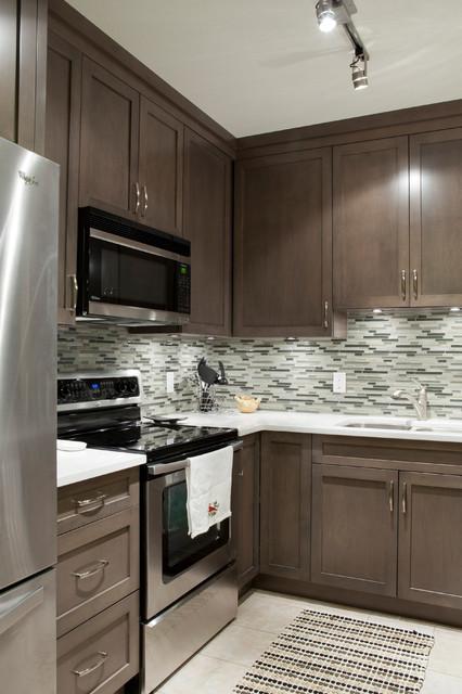 301 Deercrest Drive Project contemporary-kitchen