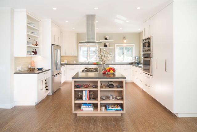 304 - Rochelle Silberman Designs - Oakland - Transitional - Kitchen ...
