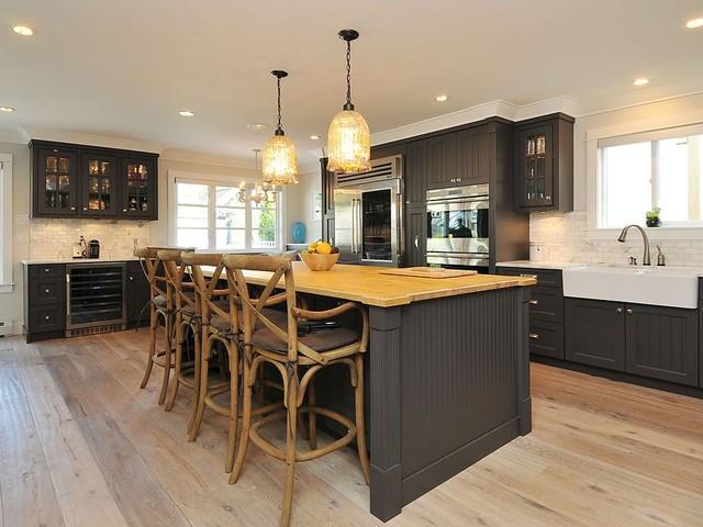 30th Avenue farmhouse-kitchen