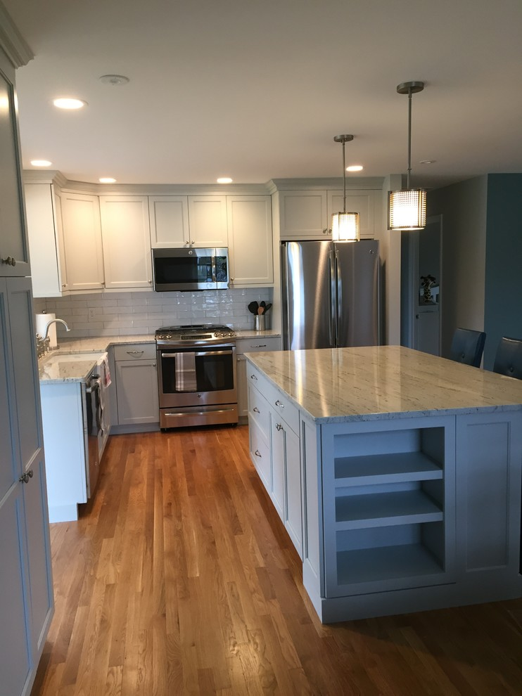 #317 Grey Owl Kitchen, Rocky Hill CT - Traditional ...