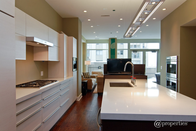 33 ontario contemporary kitchen other by space for Space architects and planners