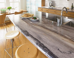3420 Dolce Vita 180fx®  by Formica Group with Bullnose IdealEdge™ kitchen