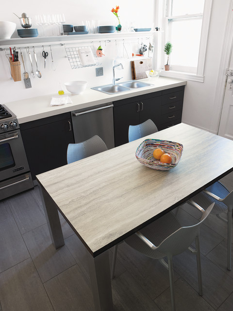 3458 Travertine Silver 180fx By Formica Group Kitchen Cincinnati By Formica Group