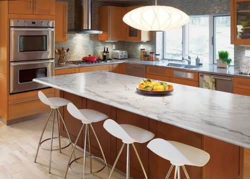 Can You Install A Formica Countertop With No Backsplash