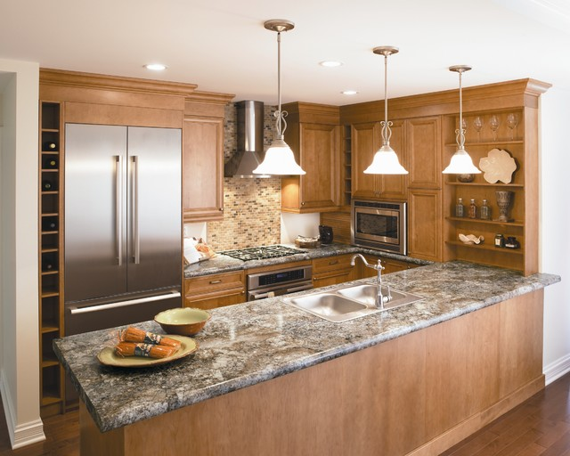 3466 Antique Mascarello 180fx By Formica Group With Ogee Idealedge Traditional Kitchen