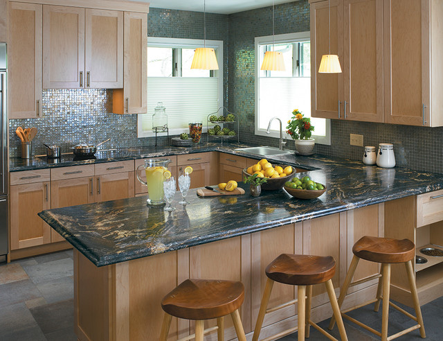 3467 Blue Storm 180fx By Formica Group Modern Kitchen Cincinnati By Formica Group