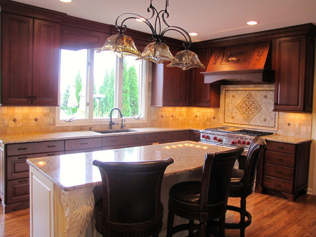3508 traditional kitchen
