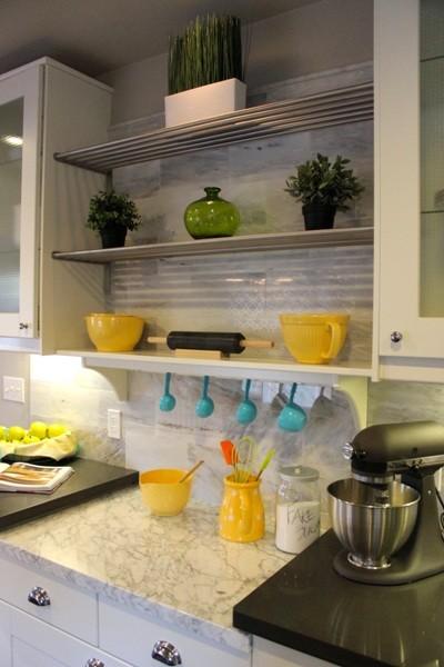 36th Street transitional-kitchen