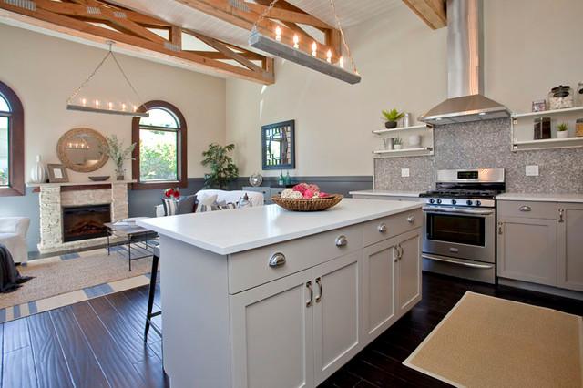 3927 burckhalter oakland farmhouse kitchen san for Kitchen design oakland