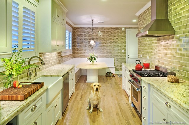 3rd Street Bungalow traditional-kitchen