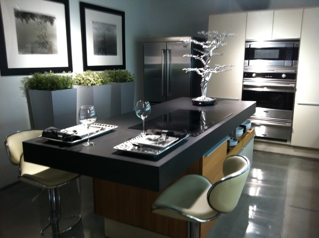 4 Step Designs contemporary-kitchen