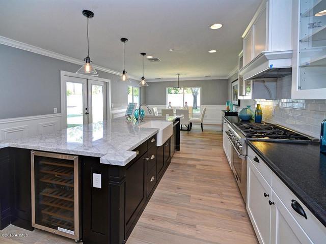 4008 N 65TH PL, SCOTTSDALE, AZ - Contemporary - Kitchen - phoenix - by ...