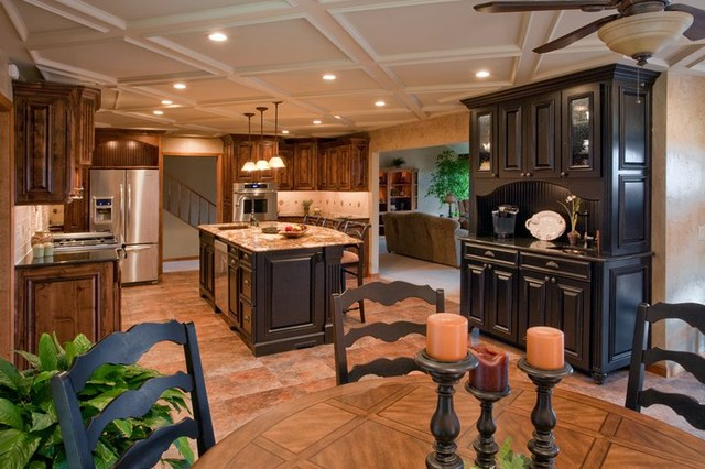 417 Featured Kitchen traditional kitchen