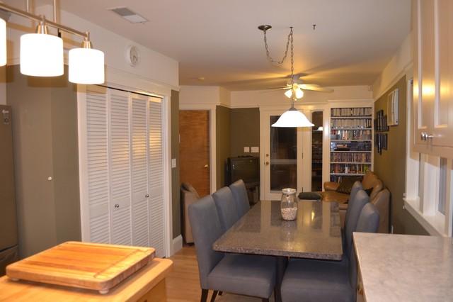 41st Avenue Kitchen Update Transitional Kitchen San