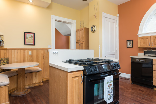 420 W Sixth St Lexington Ky Victorian Kitchen Other Metro By Mercury Images