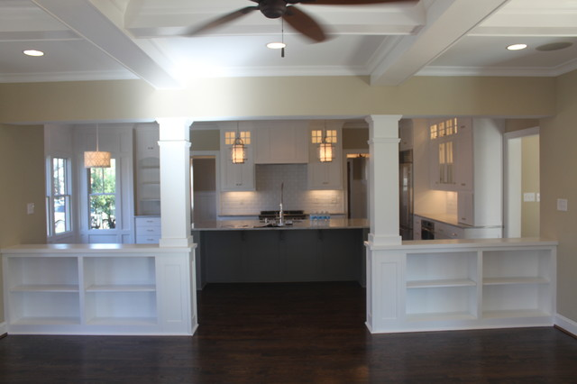 4403 Leonard Parkway Traditional Kitchen