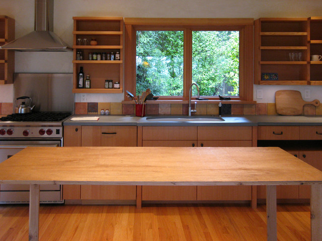 450 architects - Sonoma Residence contemporary-kitchen