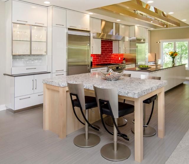 45th Court contemporary-kitchen