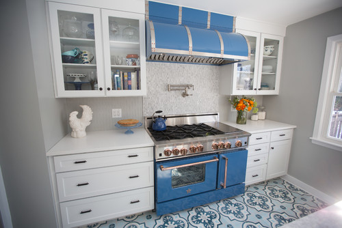 "48"" BlueStar Range featured in Chef Aliyyah Baylor"