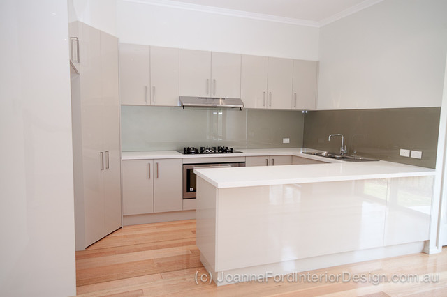 5 townhouse project - Glenview Road, Doncaster contemporary-kitchen