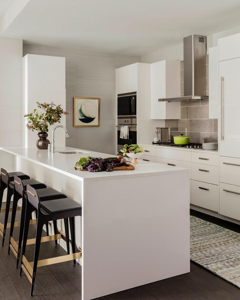 50 Liberty 1 Contemporary Kitchen Boston By Elms Interior Design Houzz