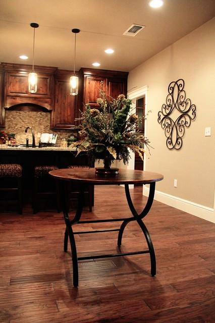 521 Bradley Spec House traditional-kitchen