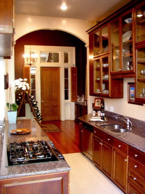 535 Lowerline street traditional-kitchen