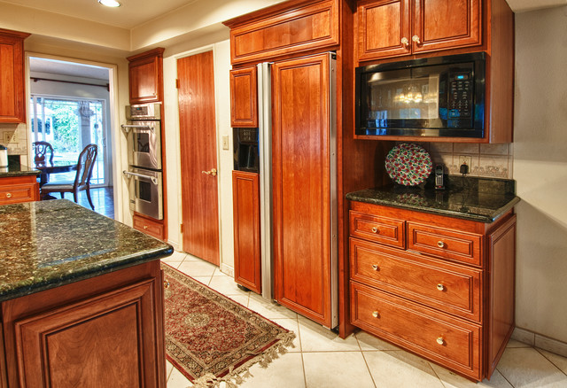 565 Dorethea Rd La Habra Heights Ca 90631 Traditional Kitchen Orange County By The