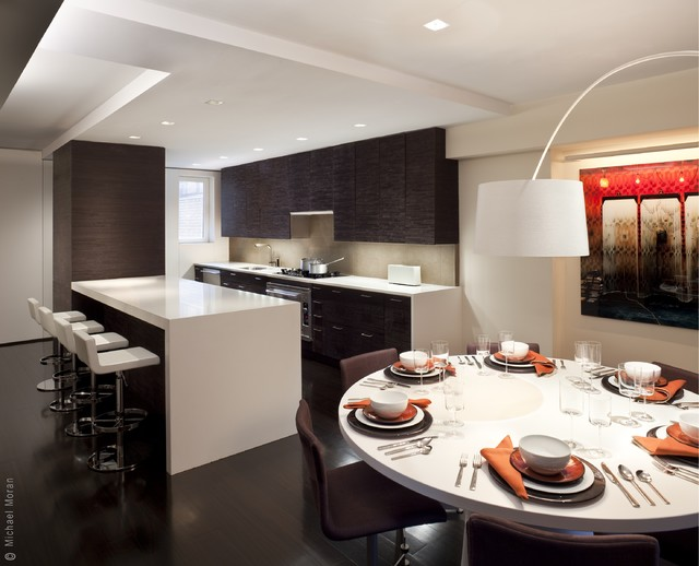 57th Street Residence modern kitchen